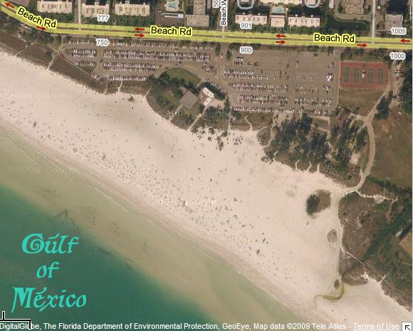 Siesta Key Public Beach - Sarasota  Florida
