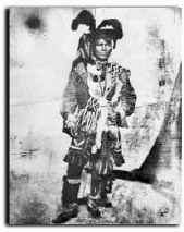 Chief Billy Bowlegs- Floride
