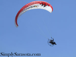 PARAGLIDING - SARASOTA EVENTS