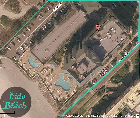 Lido Beach Resort Map The Best Beaches In World